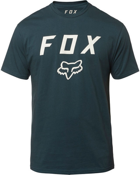 Fox Racing Legacy Moth Basic Tee Color: Navy