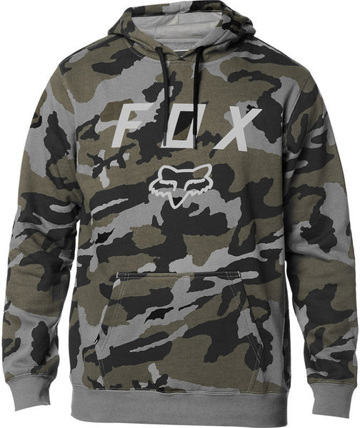 Fox Racing Legacy Moth Camo Pullover Hoodie Color: Camo