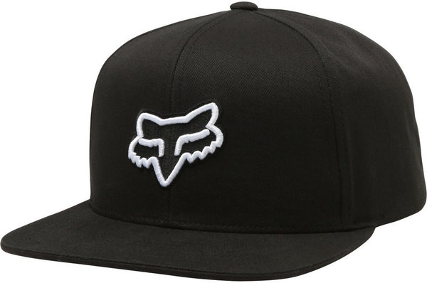 Fox Racing Legacy Snapback Hat Color: Black