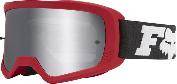 Fox Racing Main Linc Goggle—Spark Lens Color: Flame Red