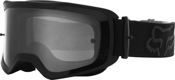 Fox Racing Main Stray Goggle Color: Black
