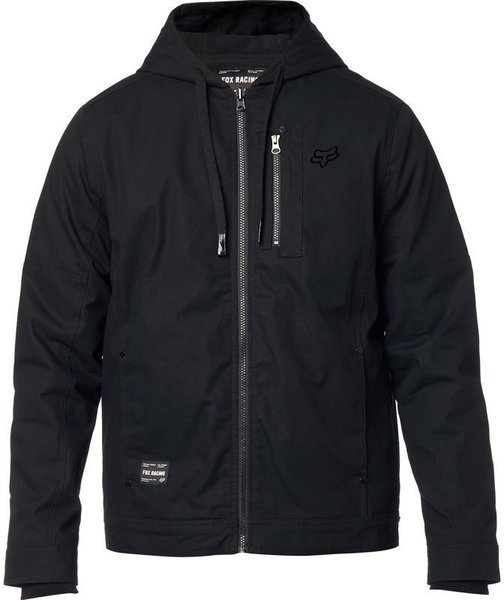 Fox Racing Mercer Jacket Color: Black