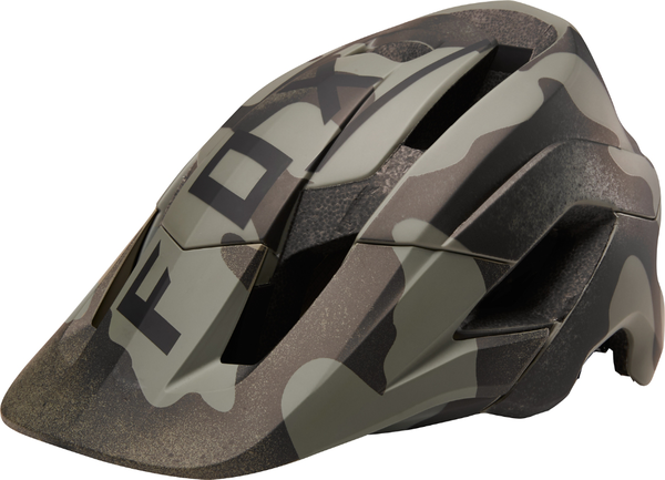 Fox Racing Metah Camo Helmet Color: Green Camo