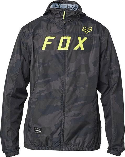 Fox Racing Moth Camo Windbreaker Jacket