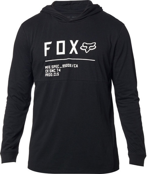 Fox Racing Non Stop Hooded Long Sleeve Knit