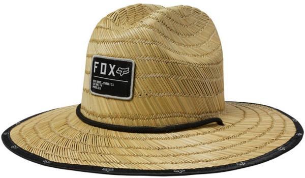 Fox Racing Non Stop Straw Hat