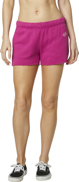 Fox Racing Onlookr Fleece Short Color: Fuschia