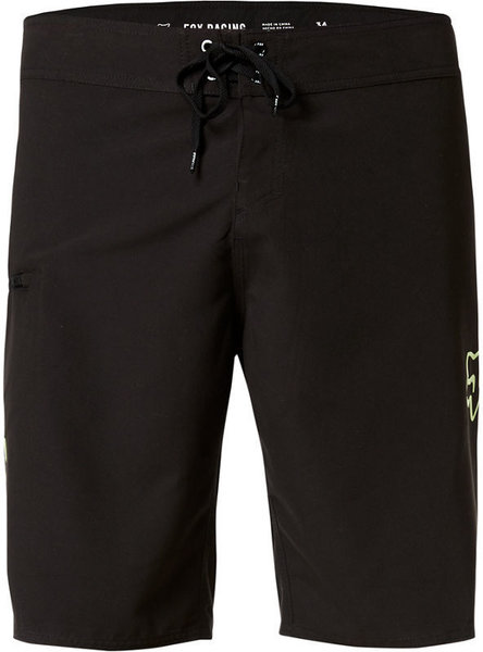 Fox Racing Overhead Boardshort 20-inch Color: Black/Green