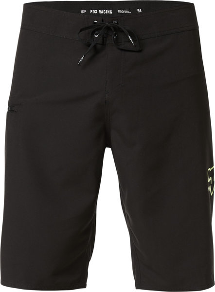 Fox Racing Overhead Boardshort 22-inch Color: Black/Green