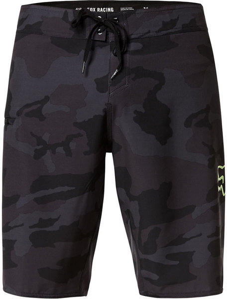 Fox Racing Overhead Camo Stretch 21-inch Color: Black Camo