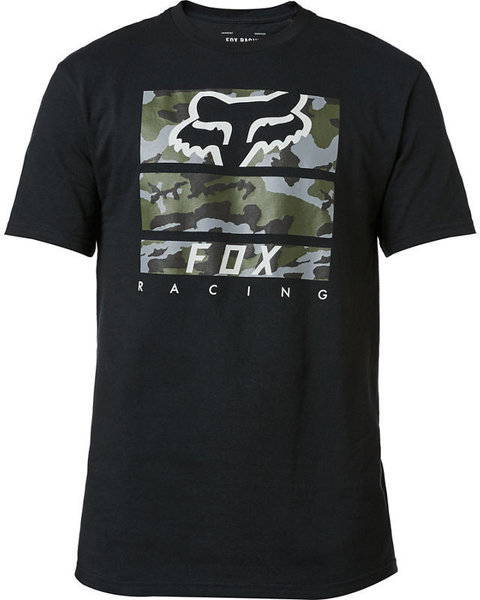 Fox Racing Pickup Basic Tee Color: Black