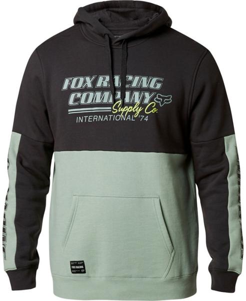 Fox Racing Pit Stop Pullover Fleece