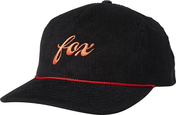 Fox Racing Pitcrew Trucker Color: Black