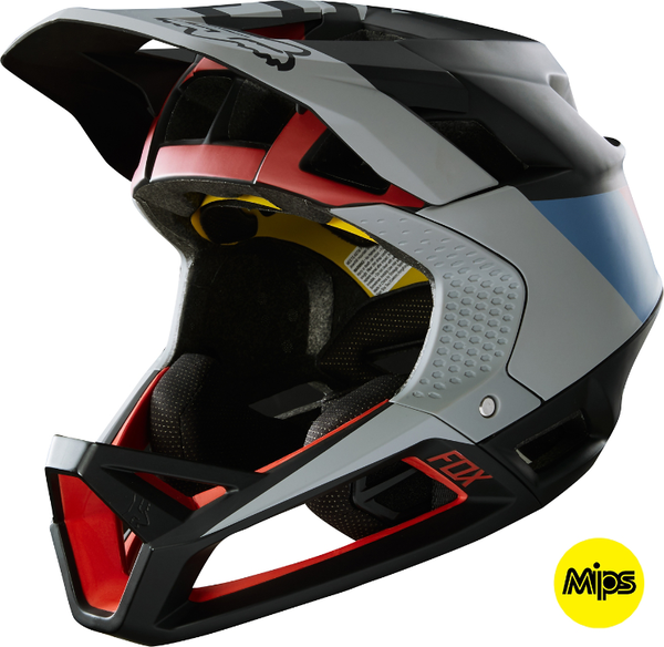 Fox Racing Proframe Drafter Helmet Color: Black