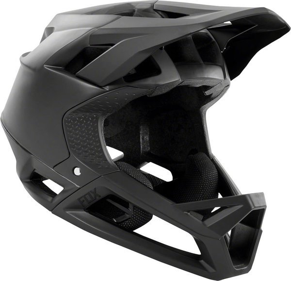Fox Racing Proframe Helmet Color: Matte Black
