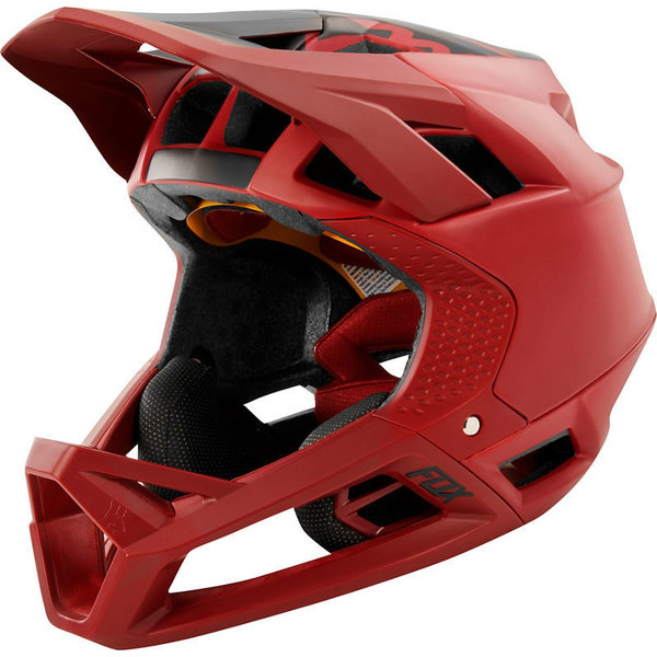 Fox Racing Proframe Helmet Color: Cardinal