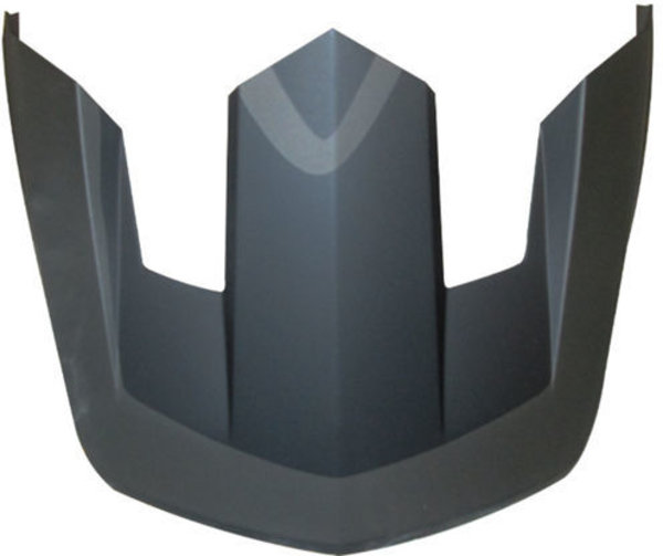 Fox Racing Proframe Visor Matte Color: Black