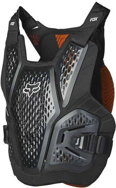 Fox Racing Raceframe Impact Soft Back Guard Color: Black