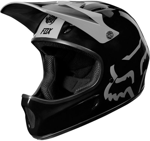 Fox Racing Rampage Helmet Color: Black