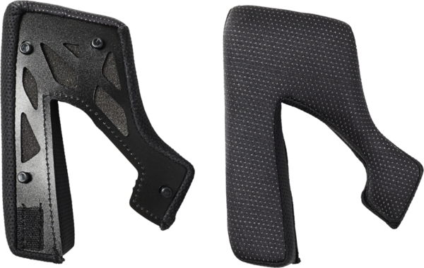 Fox Racing Rampage Pro Carbon Cheek Pad Color: Black
