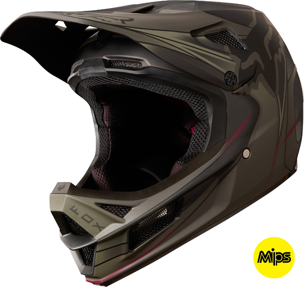 Fox Racing Rampage Pro Carbon Kustm Helmet