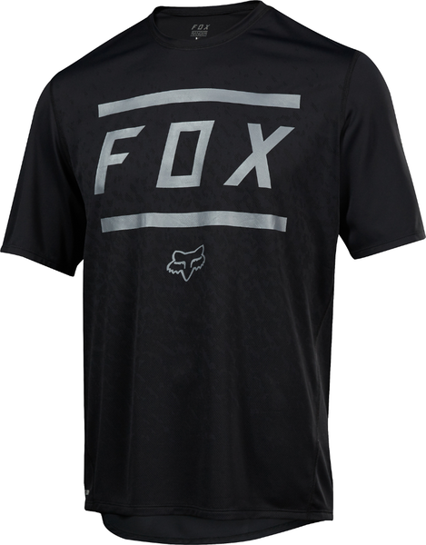Fox Racing Ranger Bars Jersey Color: Black