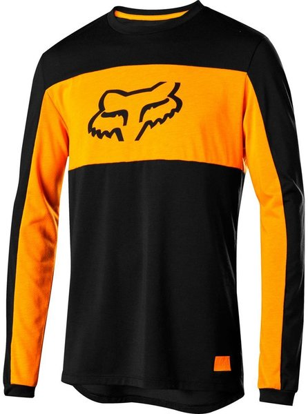 Fox Racing Ranger Drirelease Foxhead Long Sleeve Jersey - Men's