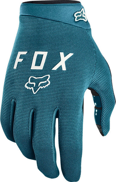Fox Racing Ranger Glove Color: Maui Blue
