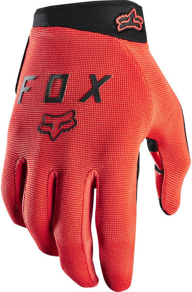 Fox Racing Ranger Glove Gel Color: Orange Crush