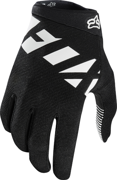 Fox Racing Ranger Gloves Color: Black/White