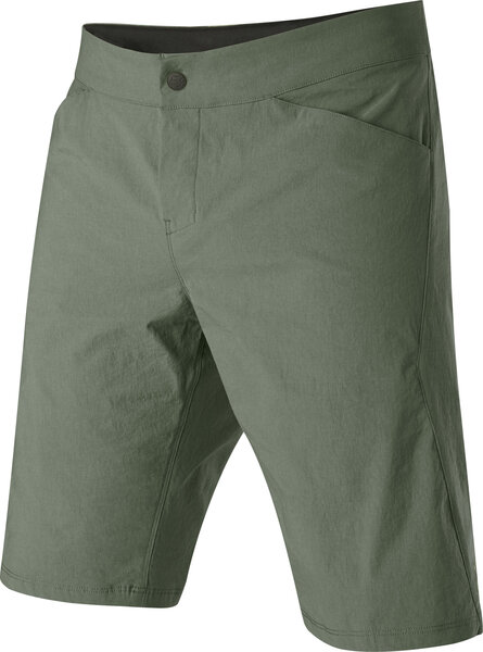 Fox Racing Ranger Lite Short Color: Pine