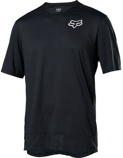Fox Racing Ranger Powerdry Short Sleeve Jersey Color: Black