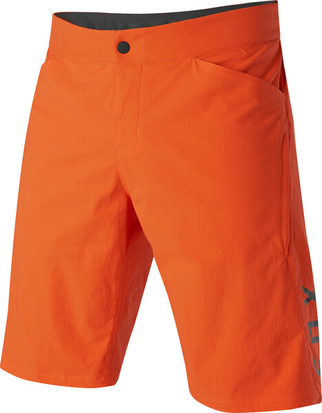 Fox Racing Ranger Shorts Color: Blood Orange