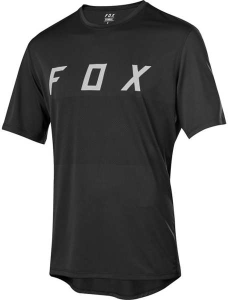 Fox Racing Ranger Short Sleeve Fox Jersey Color: Black/Grey