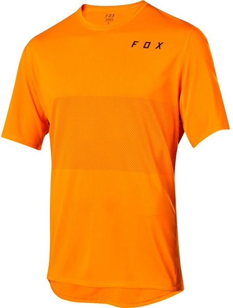 Fox Racing Ranger Short Sleeve Jersey Color: Atomic Orange