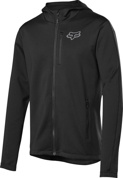 Fox Racing Ranger Tech Fleece Jacket Color: Black