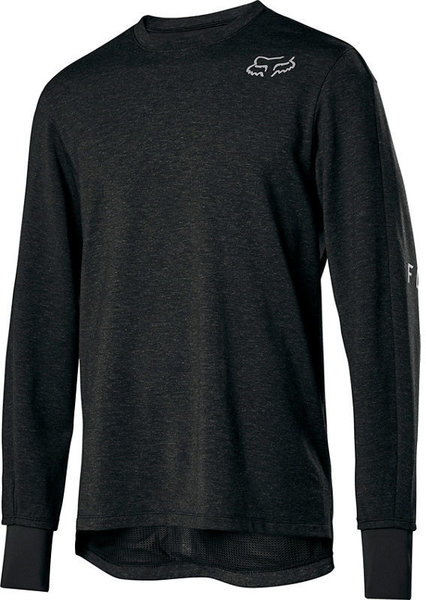 Fox Racing Ranger Thermo Jersey Color: Black