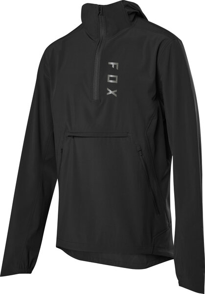 Fox Racing Ranger Wind Pullover Color: Black