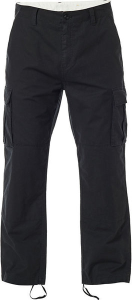 Fox Racing Recon Stretch Cargo Pant Color: Black