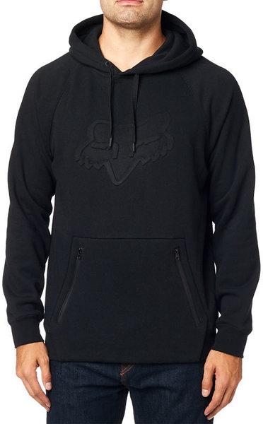Fox Racing Refract DWR Pullover Color: Black