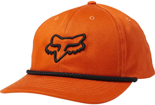 Fox Racing Scheme Dad Hat Color: Atomic Orange