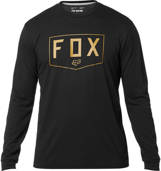 Fox Racing Shield Long Sleeve Tech Tee