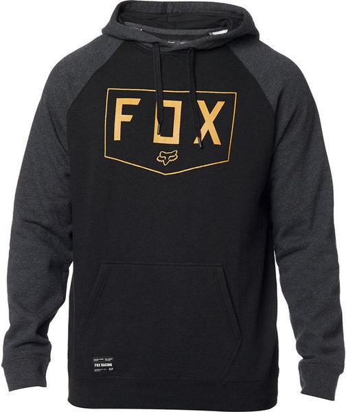 Fox Racing Shield Raglan Pullover Hoodie