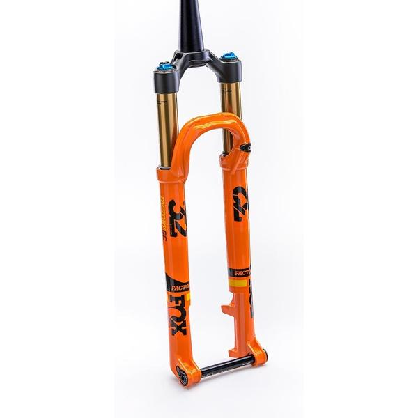 Fox Racing Shox 32 Float 27.5-inch Factory Series Step-Cast w/3-Position Lever Adjustment