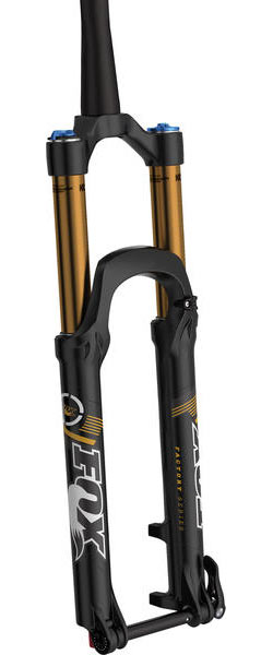 Fox Racing Shox 32 Talas 26 150 FIT CTD Adjust (15QR Thru-Axle, Tapered Steerer) Price listed is for fork as defined in Specifications (image may differ).