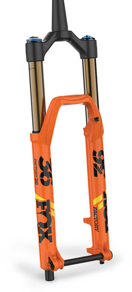 Fox Racing Shox 36 Factory Series GRIP2 27.5-inch Color: Shiny Orange