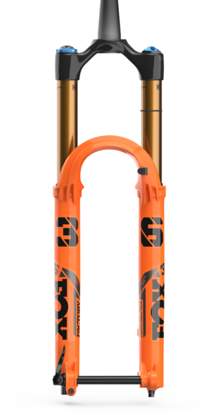 Fox Racing Shox 36 Factory Series GRIP2 29-inch Color: Shiny Orange