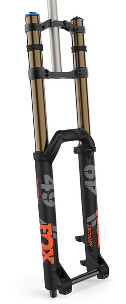 Fox Racing Shox 40 29-inch Factory Series Color: Matte Black