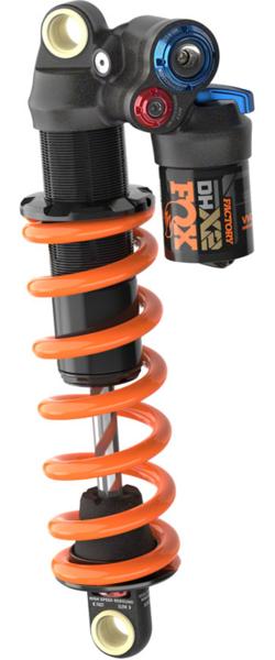 Fox Racing Shox DHX2 Factory Two-Position Trunnion Metric Rear Shock