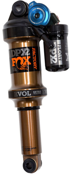 Fox Racing Shox Float DPX2 Factory EVOL LV 2-Position Imperial Rear Shock